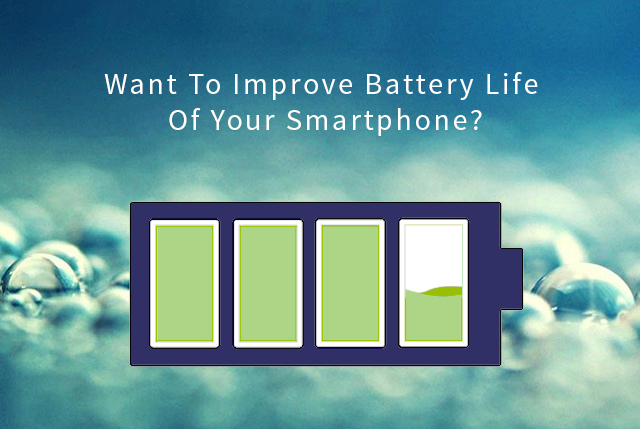 Way to improve mobile battery timings