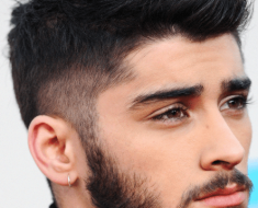 Zany Malik Haircut Tutorial 2016