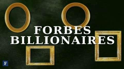 Forbe billionaires