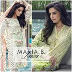 Maria B Summer Lawn Collection New Arrival 2016