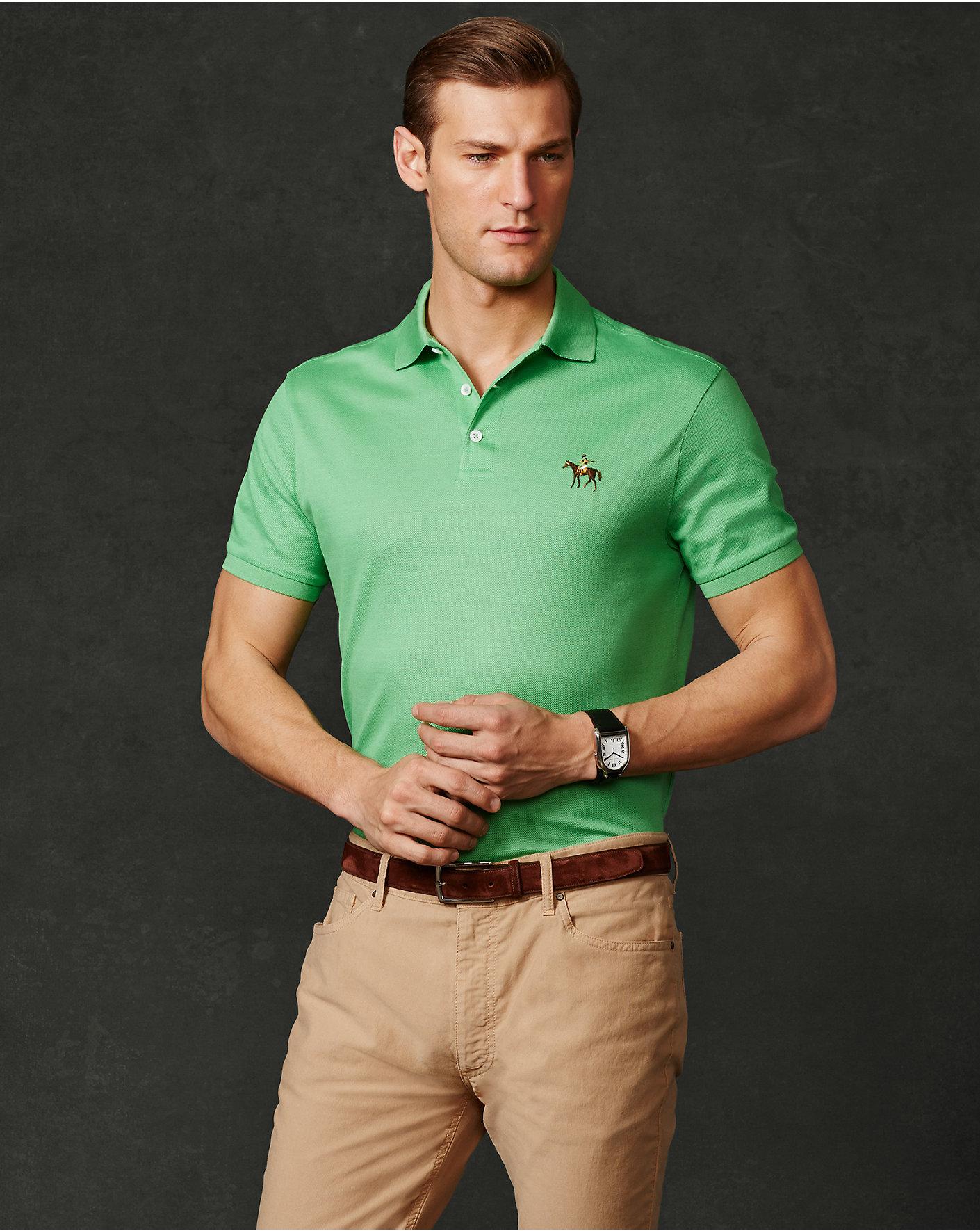 Ralph Lauren Men Polo T'shirt Designs In Pkaistan