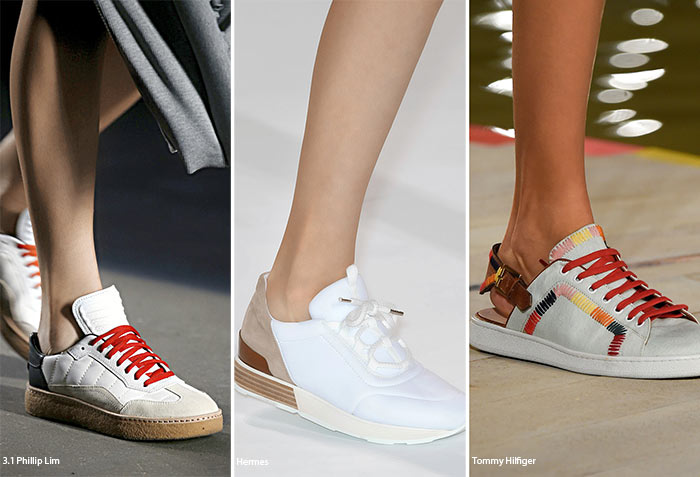 Sneakers Chanel 2017