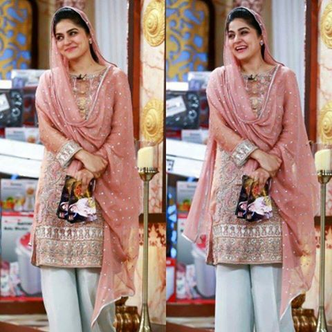 Adorable Click Of ‪SanamBaloch Celebrities