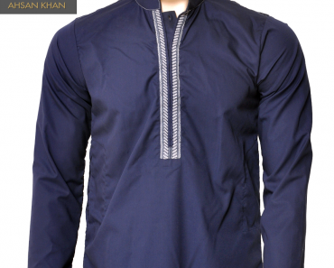 Ahsan Khan Men's kurta Design For Eid Festival 2106