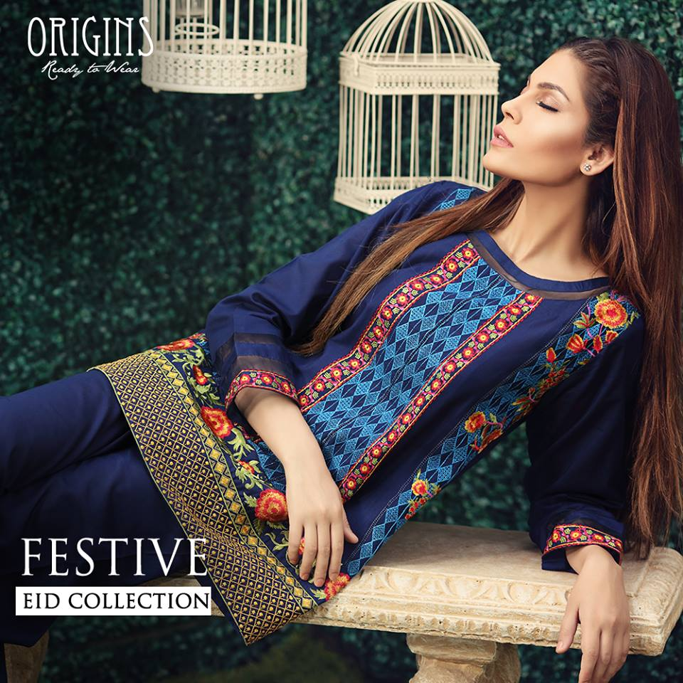 Eid Collection 2016 By Origins Ready To Wear