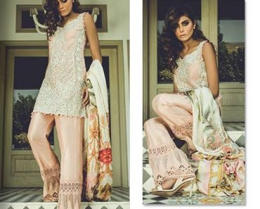 Eid Collection 2016 By Tena Durrani