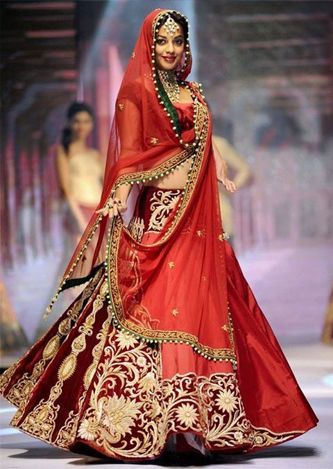 Eid Festival Latest Best Lehenga Designs Collection 2016
