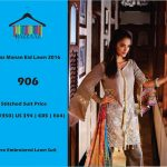 Faraz Manan EID UL FITR Lawn 2016 Collection
