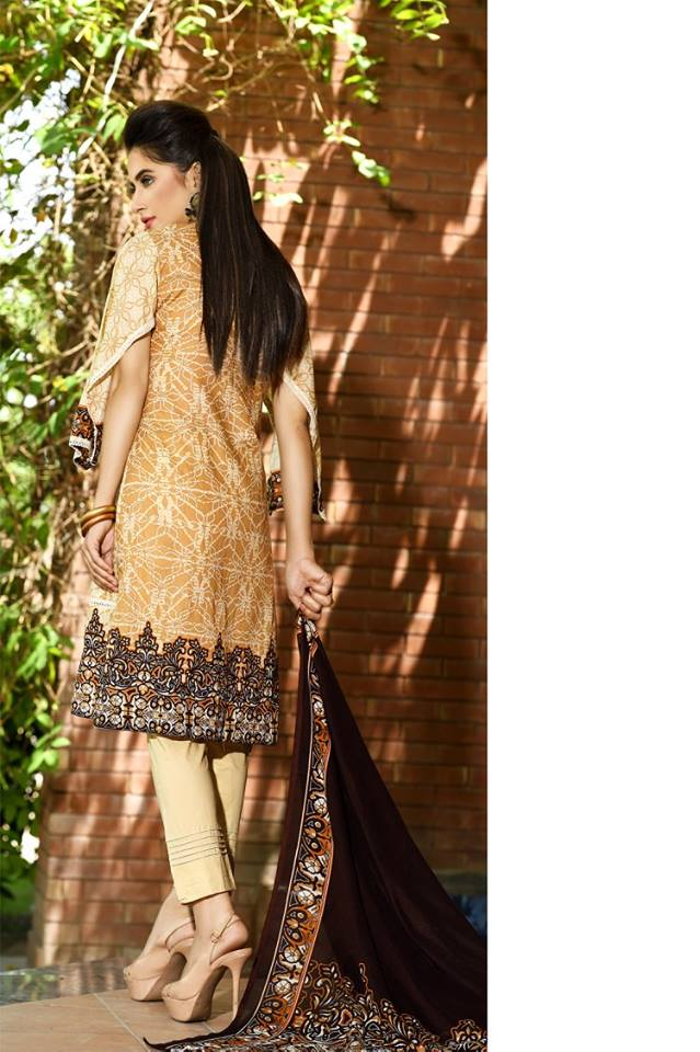 Firdous Korean Lawn Eid Collection Vol II