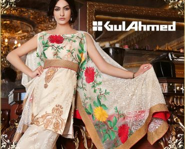 Gul Ahmad Unstitched Silk Festival Eid Collection 2106