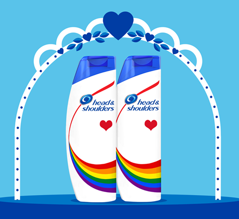 Head & Shoulders Anti Dandruff Shampoo and Conditioner (2)