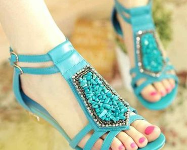 High Heels Footwear For Eid 2016