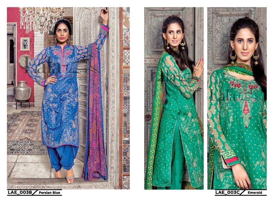 Lala Festival Eid Collection 2016 Catalogue
