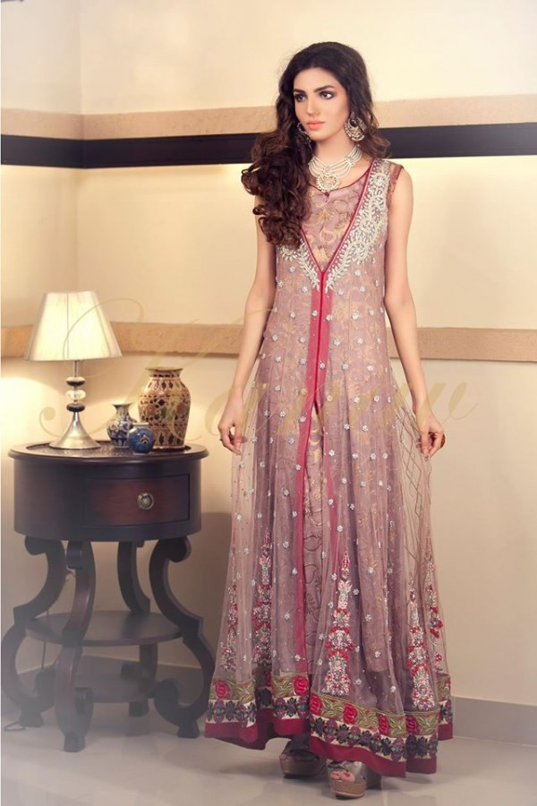 Latest Fashion Trends In Pakistan 2016 On Eid Ul Fitr