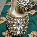 Latest Pakistani Kundan Khussay Comfortable And Elegant
