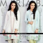 MARIA B Eid Lawn Collection 2016 Outfit & Sleeves