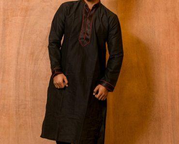 Mansha Designer Menz Panjabi Shalwar Kameez For Eid -2016