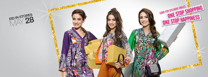 NL Pret Eid Collection 2016-2017 Marvels Of Lace