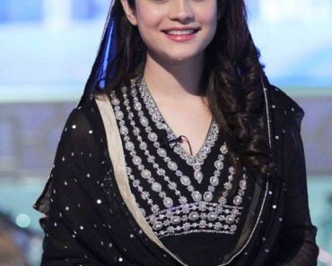 Neelum Muneer In Aaj TV Ramadan program