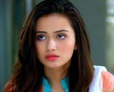 Sana javed is all set For Her First Pakistani Movie