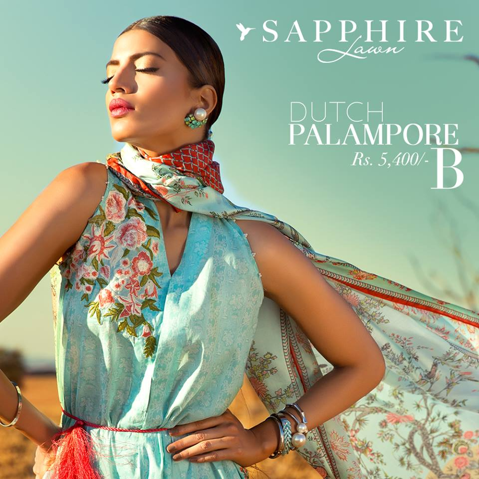 Sapphire Eid Collection 2016 For Women With Price