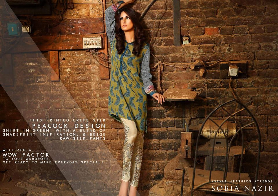 Sobia Nazir Luxury Chiffon & Lawn Eid Collection