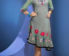 Women Eid Kurta Design 2016 Latest Collection