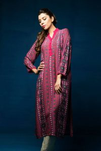 Women Eid Kurta Design 2016 Latest Collection