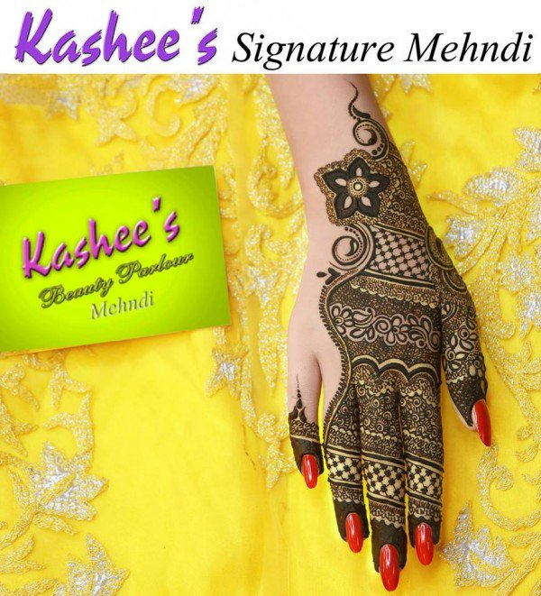 30+ Latest Mehndi Designs For Eid-ul-FItar 2016