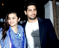 Alia Bhatt Siddharth Malhotra For The First time Acknowledged The close Relationship