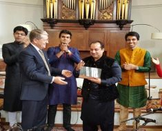 Oxford University Rahat Fateh Ali announced kuaazazy Shield