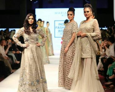 Buy Stitch & Unstitch Fabric Suit For Bridal Wear By Maria B
