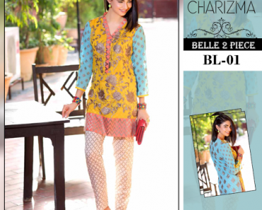 Charisma Latest Designs Causal Wear Dresses Women Wear