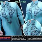 Razain Collections Special Design Shalwar Kameez Collection