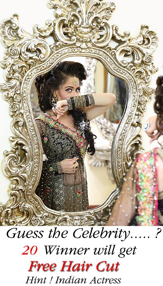 Kashee S Artist Beautiful Hairstyle Salon Makeup On Eid