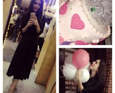 Maya Ali Latest Updates Birthday My Day Blessed