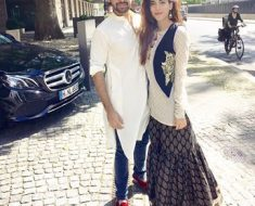 Netherland's tour of Urwa Hocane & Farhan Saeed Latest Photoshoot