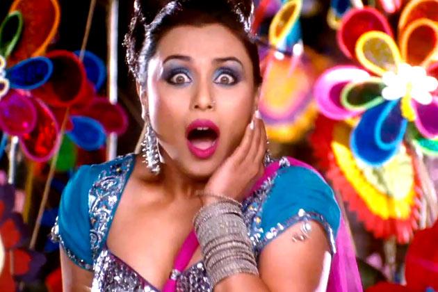 Rani Mukherjee's new look surprised everyone