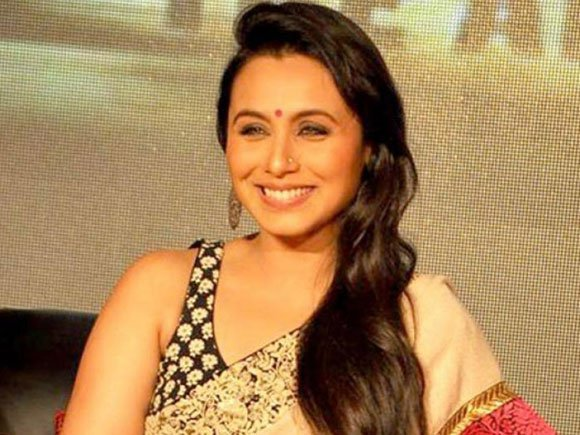 Rani Mukherjee's new look surprised everyone