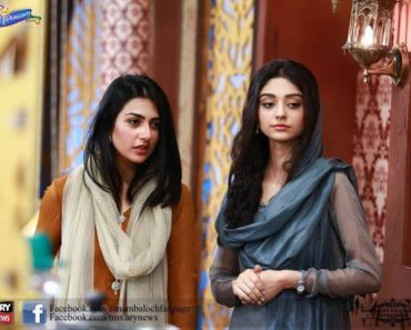 Recently Photoshoot of Handsome Sisters Sarah Khan And Noor Khan