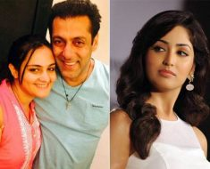 Salman Khan Sister Domineering look The Rain Has Thprun Husband's Girlfriend