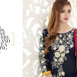 Charizma Embroidered Swiss Range EID Collection Vol-4 2016
