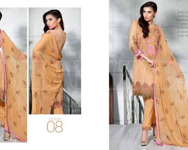 Charizma Signora Chiffon Collection Vol-1