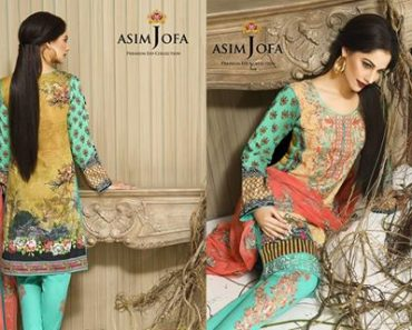 Asim Jofa Premium Eid Collection 2016