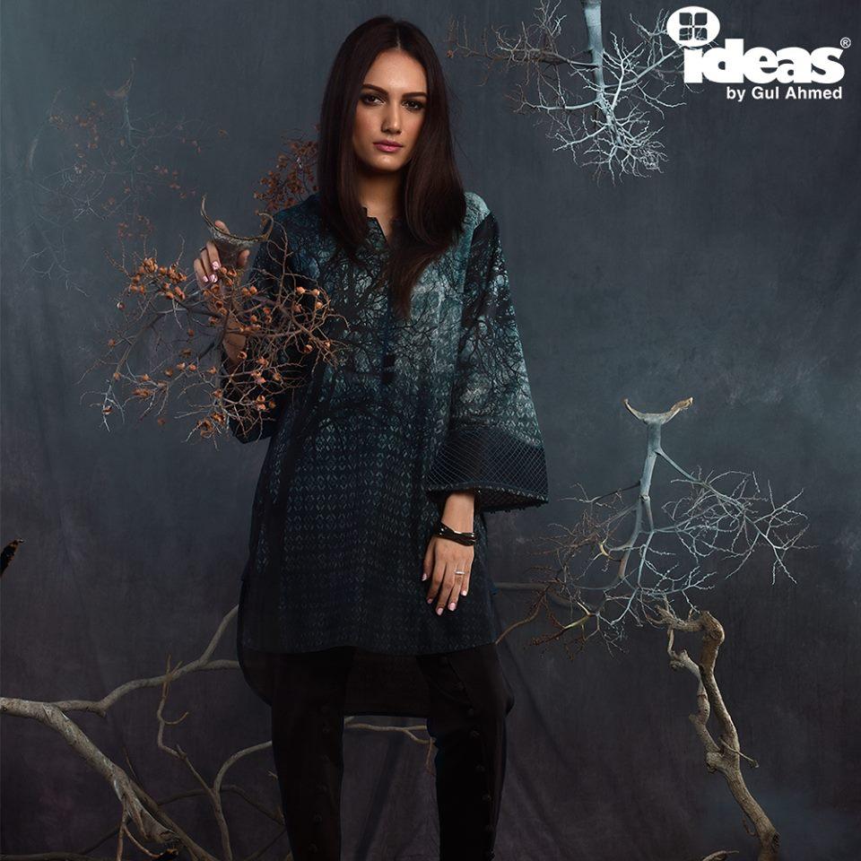 Gul Ahmad Formal Wear Bridal Dresses Collection