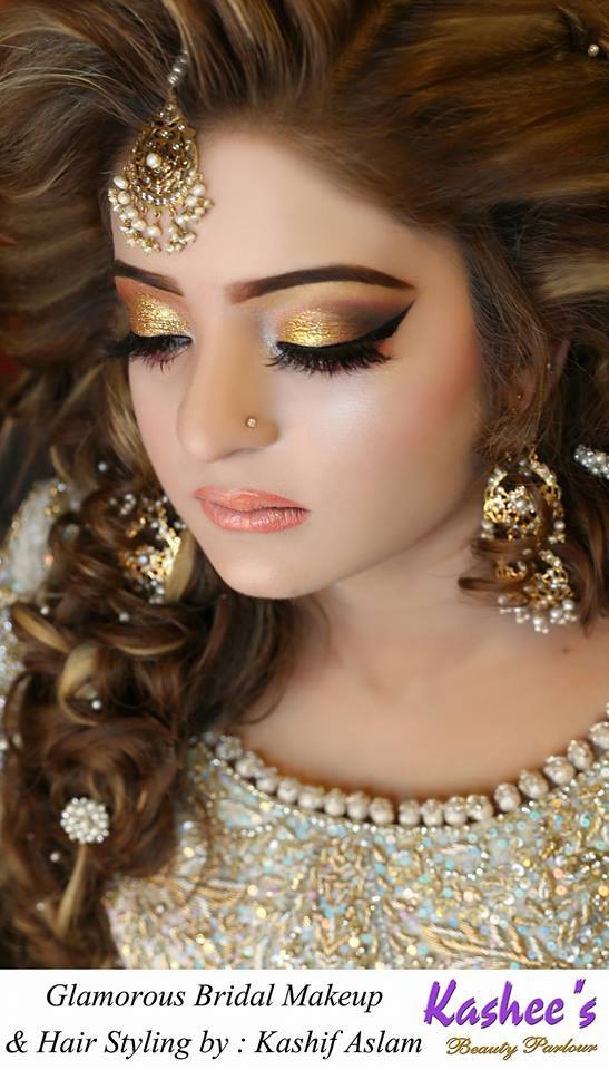 Beauty Parlour Bridal Makeup 2017 : Kashee S Makeup 2017 - Makeup Vidalondon