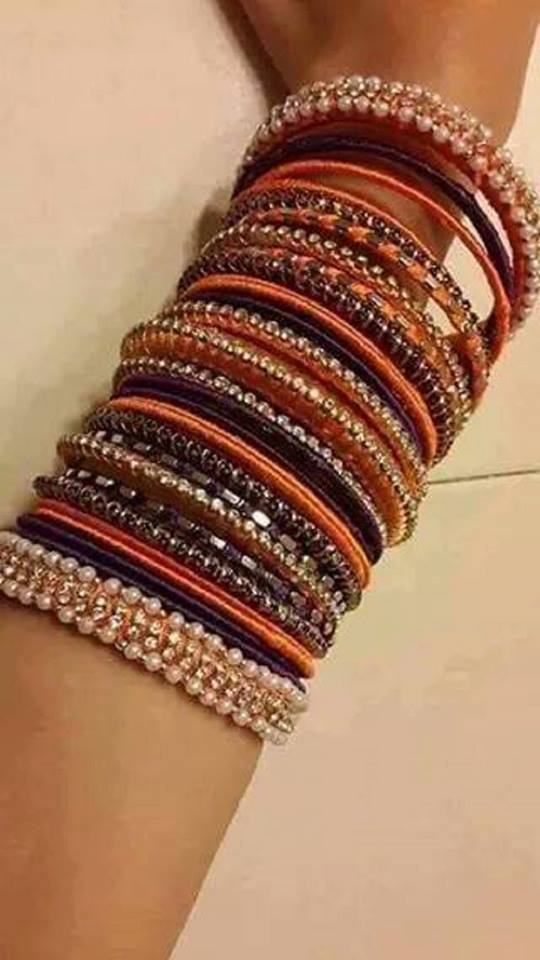 Latest Diamond Bangles Designs 2017 With Light Weight & Price.