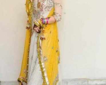 Latest Pakistani Bridal Wear Dress collection