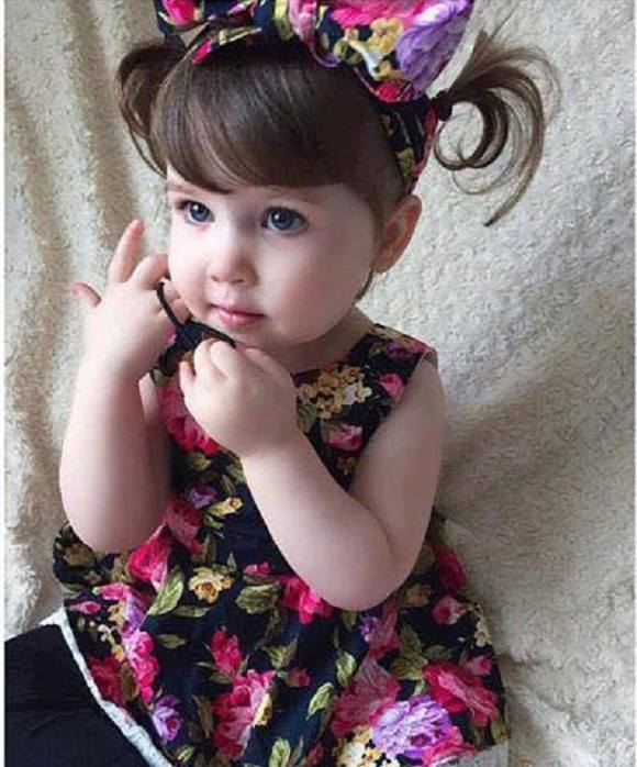Pretty Dolls Picture Latest Fashion Dresses