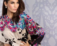 Sana Safinaz Unstitched Silk Collection Eid Catalog